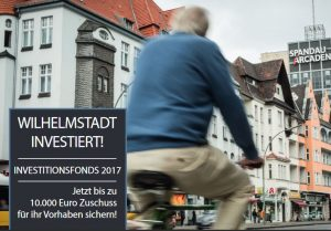 Aktives Zentrum Wilhelmstadt INVESTITIONSFONDS 2017