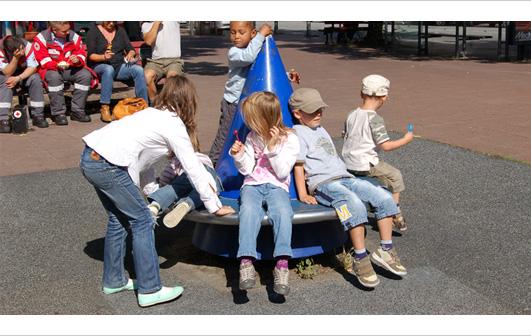 Kinderspiel Förderprogramm Aktive Zentren