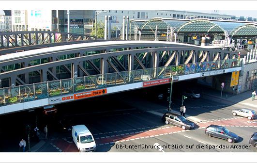 DB Unterführung Klosterstraße Berlin