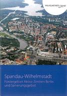 Infofaltblatt für das Sanierungs- und Aktive Zentrengebiet Spandau Wilhelmstadt