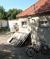 Südpark - Integration der ehemaligen Revierunterkunft