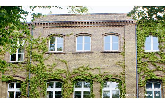 Dachsanierung Christoph-Földerich-Grundschule
