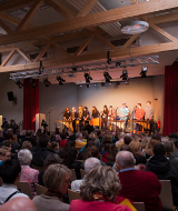Eröffnung des Mehrzweckraums der Bertolt-Brecht-Oberschule