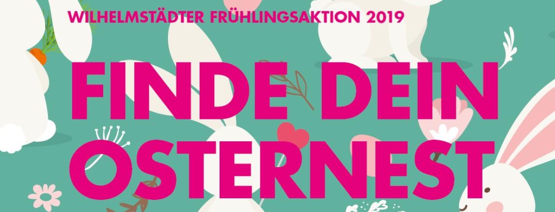 Wilhelmstädter Frühlingsaktion 2019